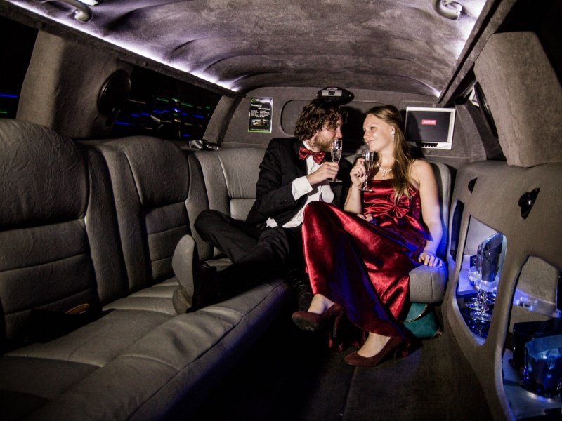 Huur een Limousine - Lincoln Towncar | Rotterdam