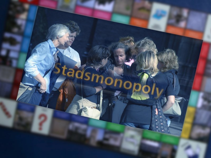 Stad Monopoly in Maastricht