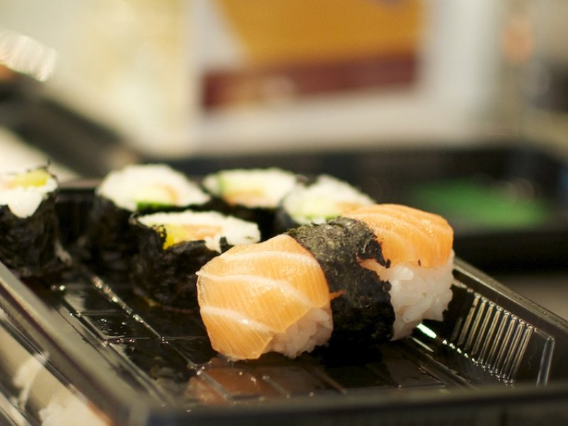 Sushi Workshop | Amsterdam