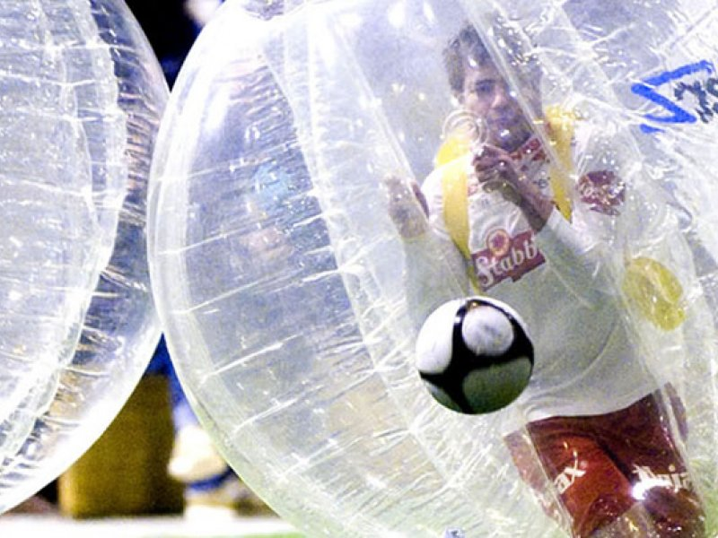 Bubble Voetbal | Breda